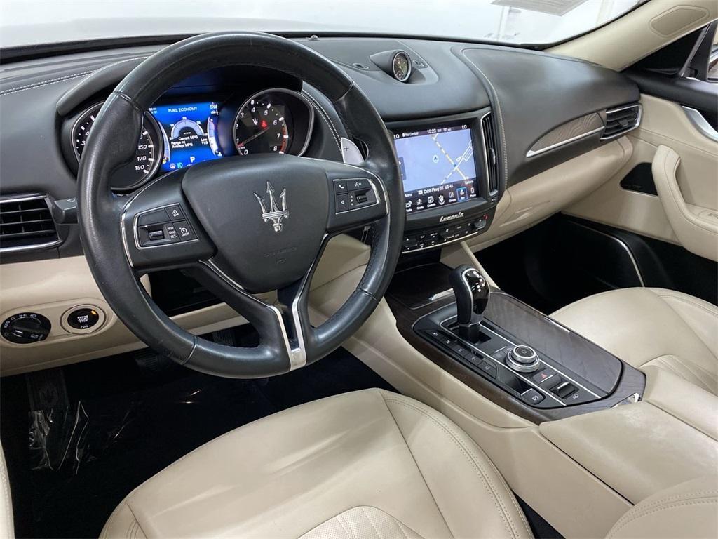 Used 2017 Maserati Levante for sale $47,845 at Gravity Autos Marietta in Marietta GA 30060 38