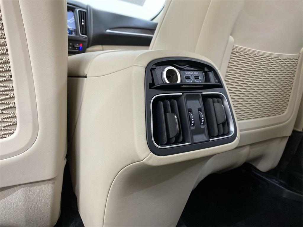 Used 2017 Maserati Levante for sale $47,845 at Gravity Autos Marietta in Marietta GA 30060 40