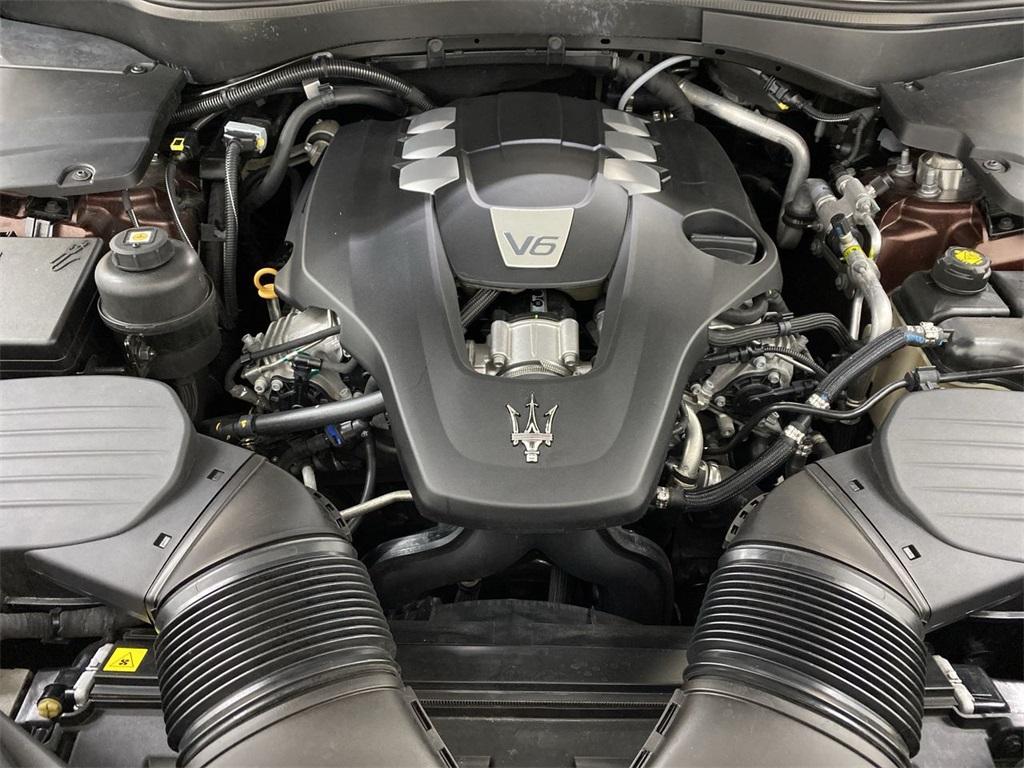 Used 2017 Maserati Levante Base for sale $43,998 at Gravity Autos Marietta in Marietta GA 30060 44