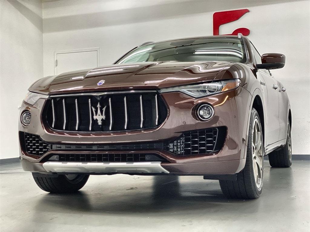 Used 2017 Maserati Levante for sale $47,845 at Gravity Autos Marietta in Marietta GA 30060 5