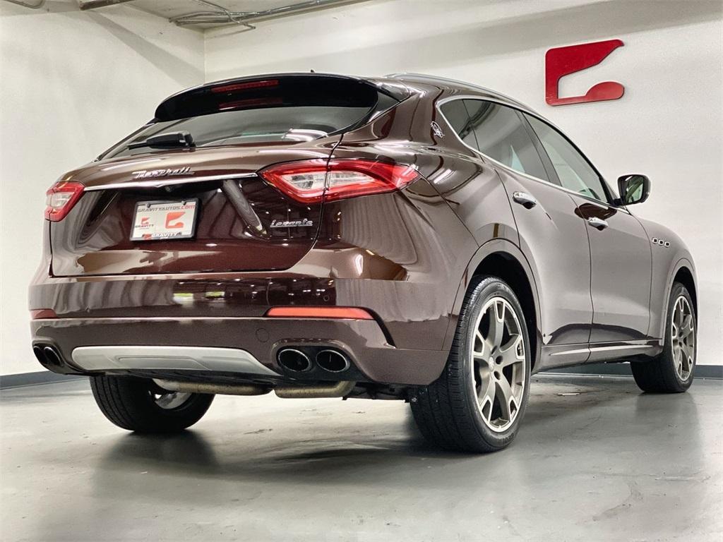 Used 2017 Maserati Levante for sale $47,845 at Gravity Autos Marietta in Marietta GA 30060 9