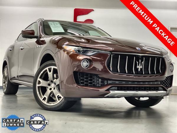 Used 2017 Maserati Levante Base for sale $43,998 at Gravity Autos Marietta in Marietta GA