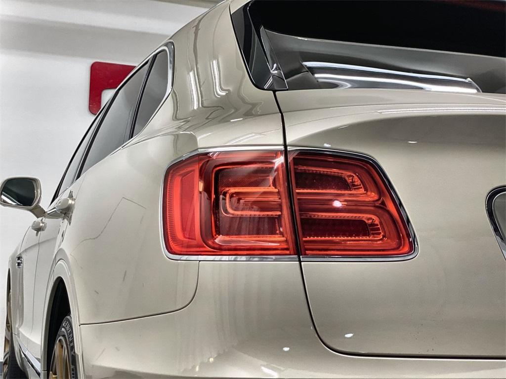 Used 2017 Bentley Bentayga W12 for sale $138,499 at Gravity Autos Marietta in Marietta GA 30060 11