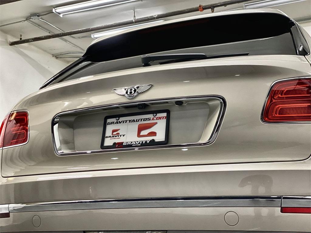 Used 2017 Bentley Bentayga W12 for sale $138,499 at Gravity Autos Marietta in Marietta GA 30060 12