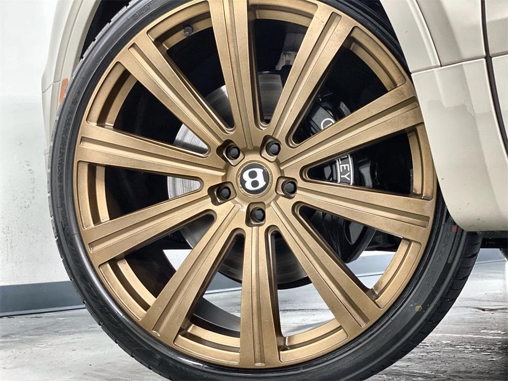 Used 2017 Bentley Bentayga W12 for sale $138,499 at Gravity Autos Marietta in Marietta GA 30060 16