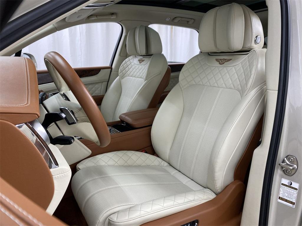 Used 2017 Bentley Bentayga W12 for sale $138,499 at Gravity Autos Marietta in Marietta GA 30060 17
