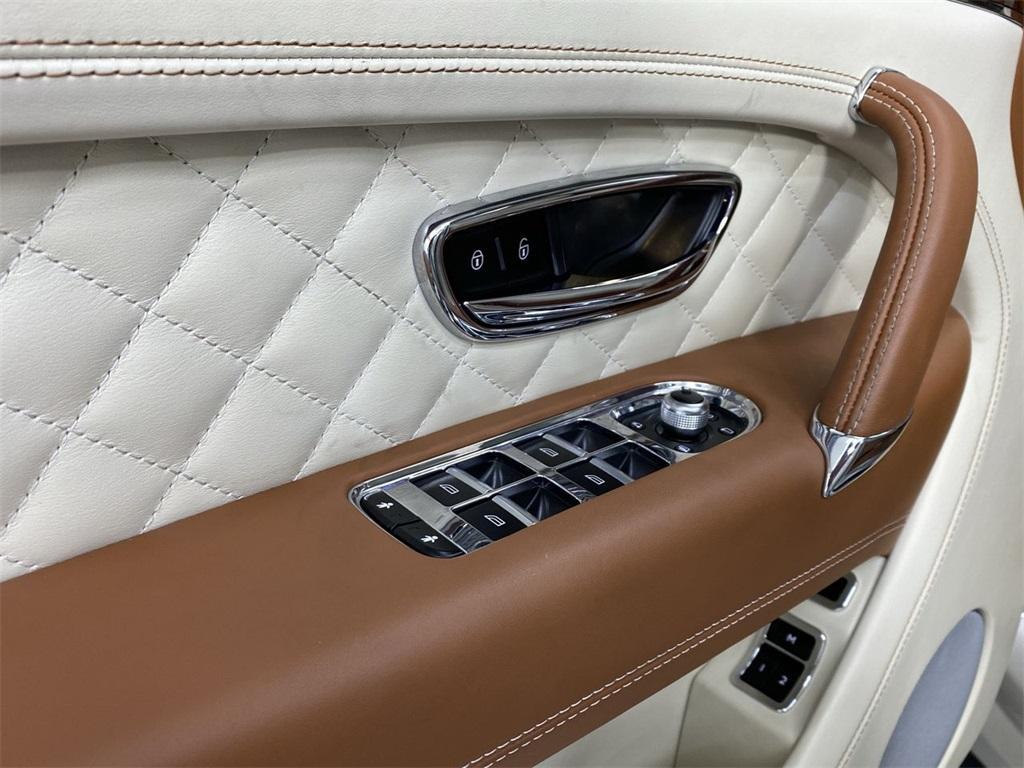 Used 2017 Bentley Bentayga W12 for sale $138,499 at Gravity Autos Marietta in Marietta GA 30060 21