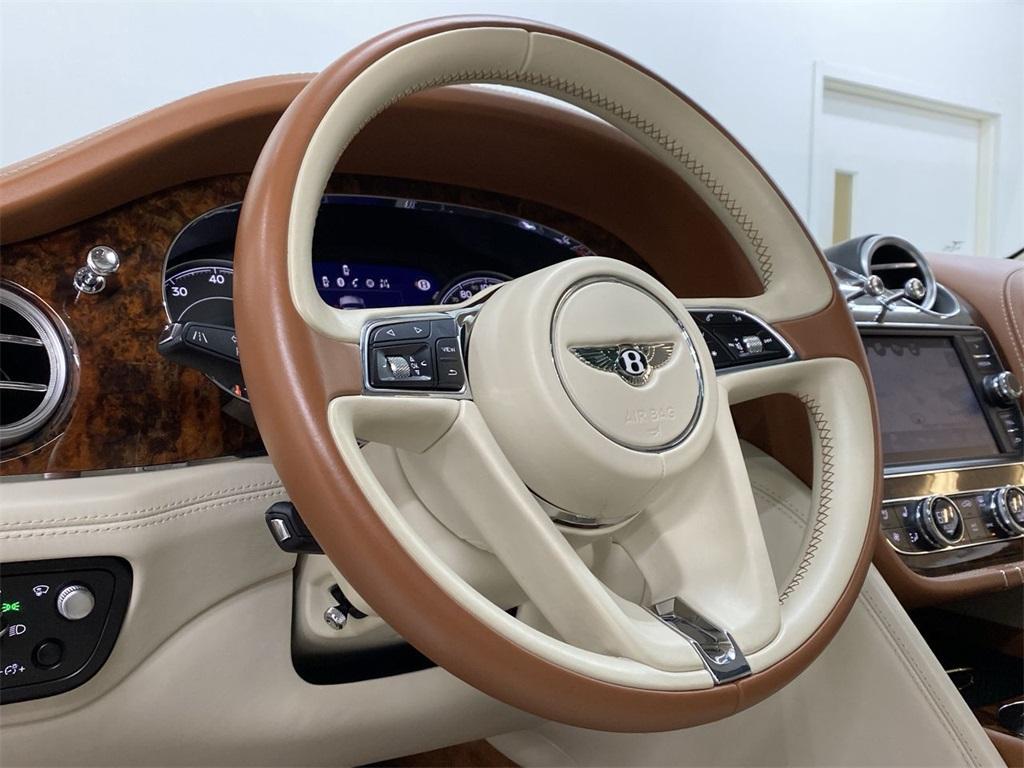 Used 2017 Bentley Bentayga W12 for sale $138,499 at Gravity Autos Marietta in Marietta GA 30060 24