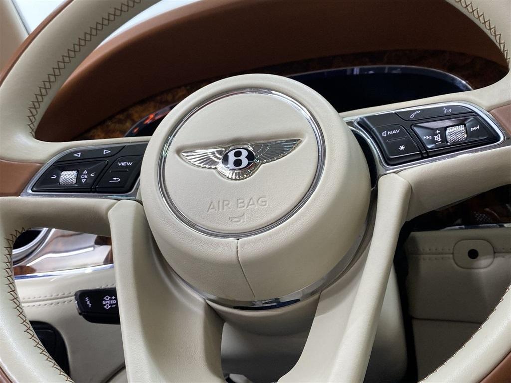 Used 2017 Bentley Bentayga W12 for sale $138,499 at Gravity Autos Marietta in Marietta GA 30060 27