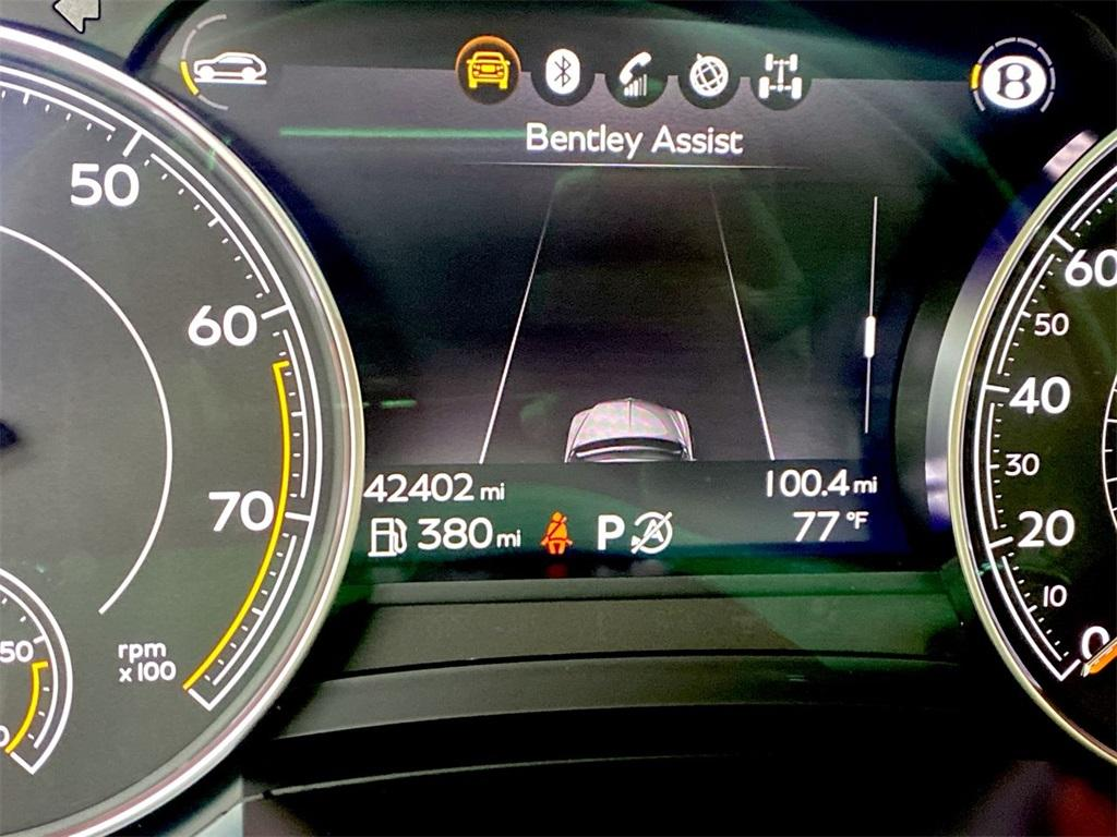 Used 2017 Bentley Bentayga W12 for sale $138,499 at Gravity Autos Marietta in Marietta GA 30060 28
