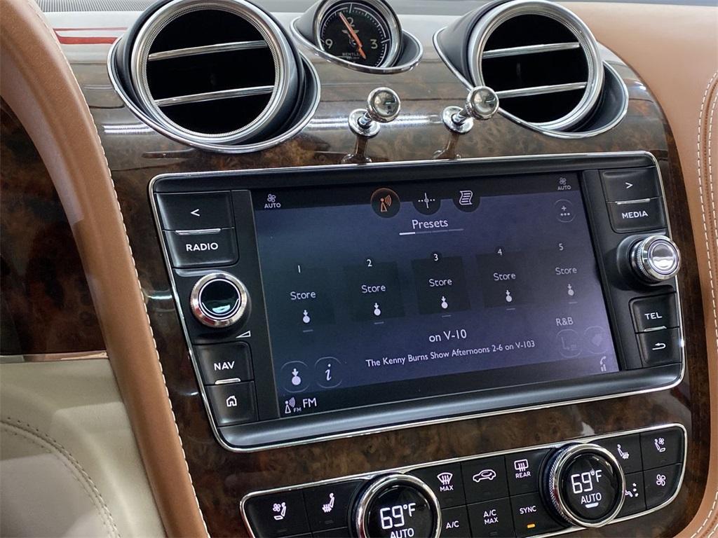 Used 2017 Bentley Bentayga W12 for sale $138,499 at Gravity Autos Marietta in Marietta GA 30060 35