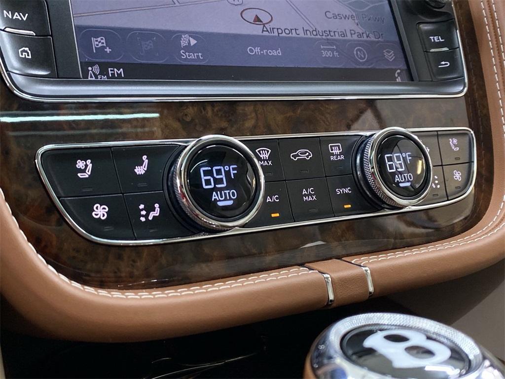Used 2017 Bentley Bentayga W12 for sale $138,499 at Gravity Autos Marietta in Marietta GA 30060 36