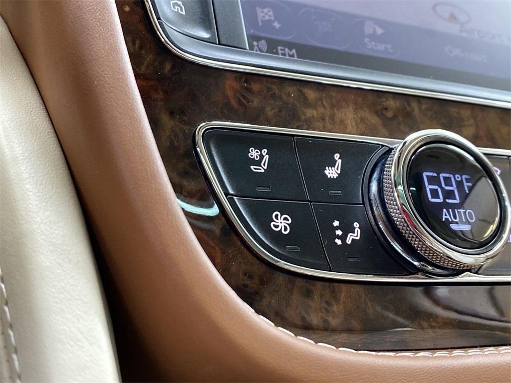 Used 2017 Bentley Bentayga W12 for sale $138,499 at Gravity Autos Marietta in Marietta GA 30060 37