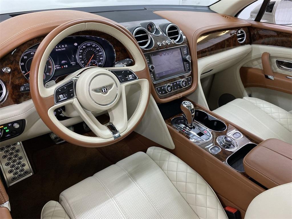 Used 2017 Bentley Bentayga W12 for sale $138,499 at Gravity Autos Marietta in Marietta GA 30060 42