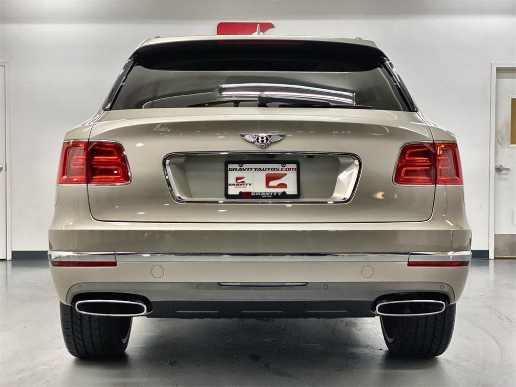 Used 2017 Bentley Bentayga W12 for sale $138,499 at Gravity Autos Marietta in Marietta GA 30060 8