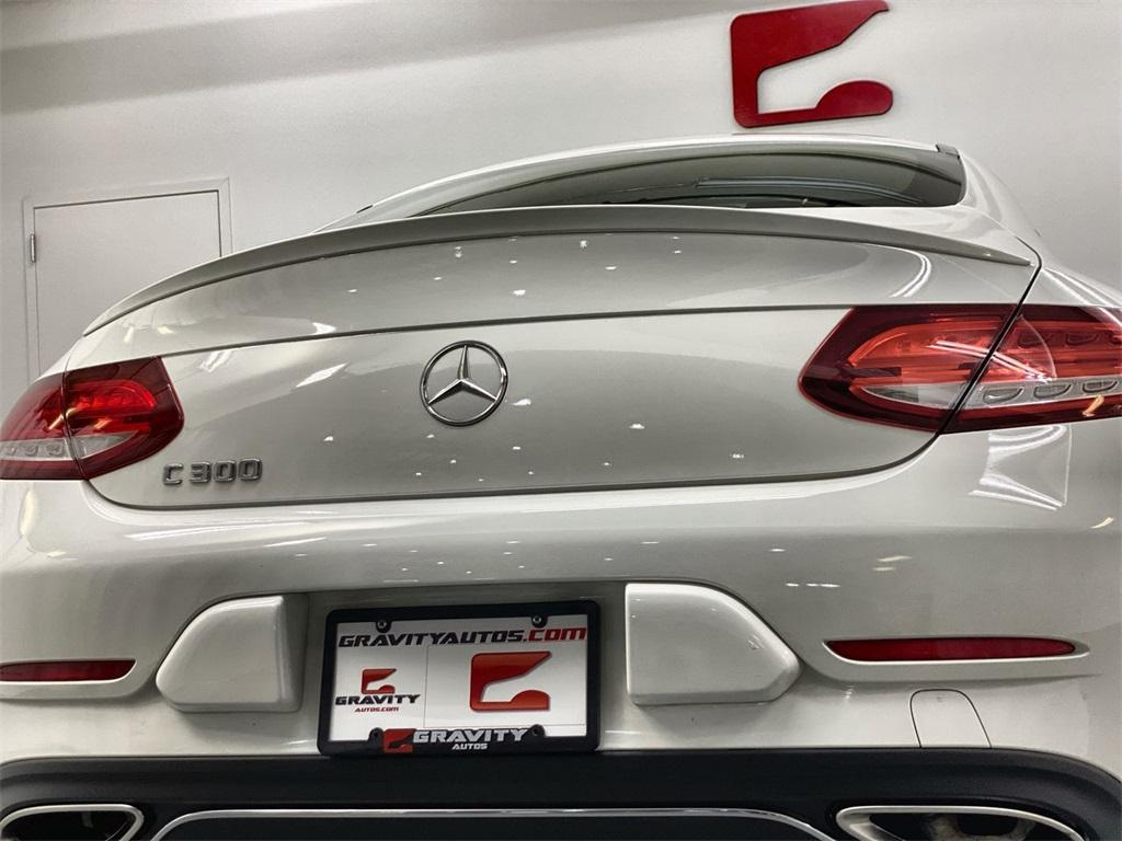 Used 2017 Mercedes-Benz C-Class C 300 for sale $34,885 at Gravity Autos Marietta in Marietta GA 30060 12