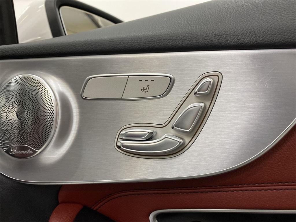 Used 2017 Mercedes-Benz C-Class C 300 for sale $34,885 at Gravity Autos Marietta in Marietta GA 30060 19