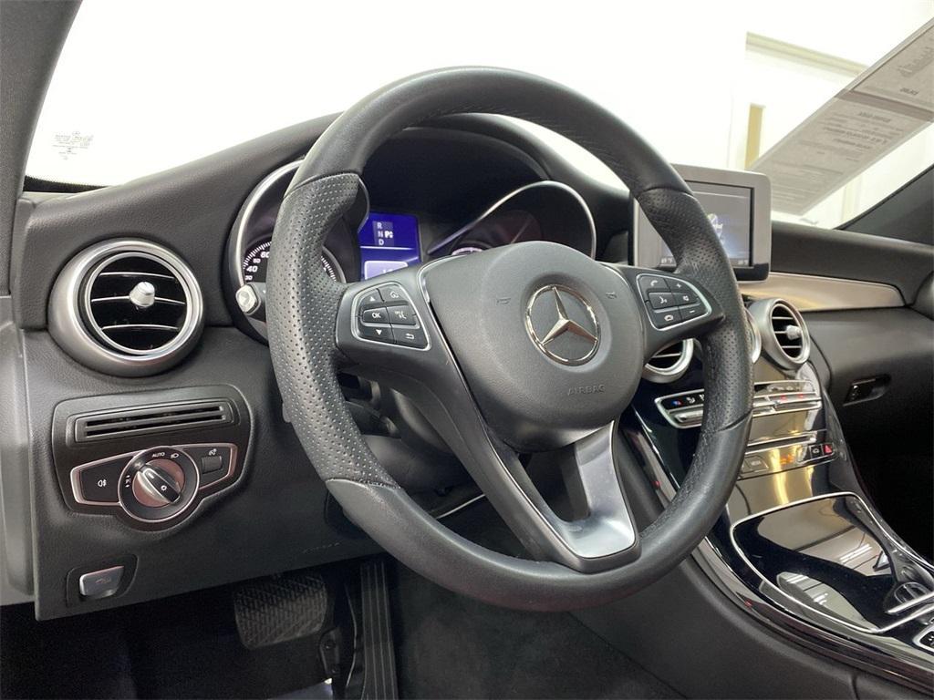 Used 2017 Mercedes-Benz C-Class C 300 for sale $34,885 at Gravity Autos Marietta in Marietta GA 30060 23