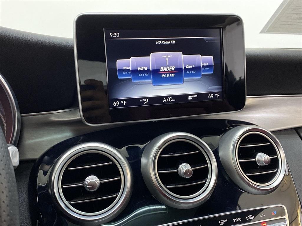 Used 2017 Mercedes-Benz C-Class C 300 for sale $34,885 at Gravity Autos Marietta in Marietta GA 30060 31