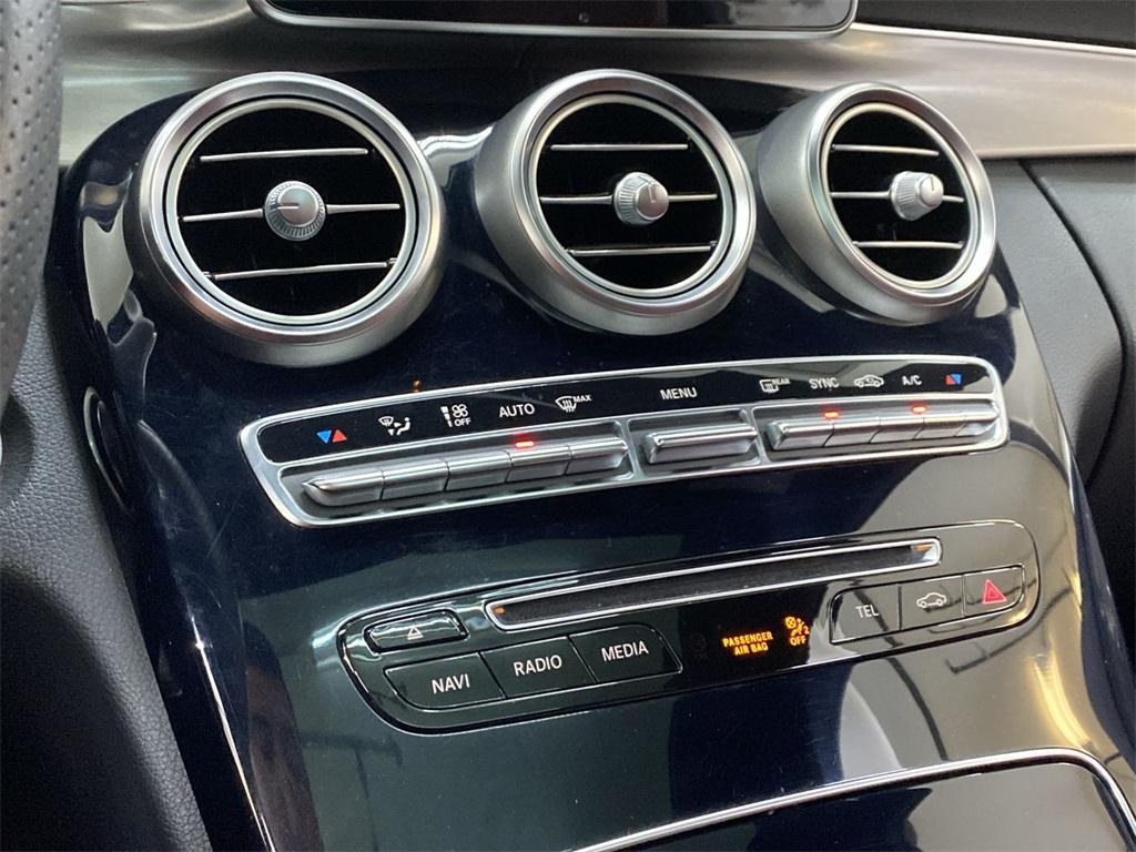 Used 2017 Mercedes-Benz C-Class C 300 for sale $34,885 at Gravity Autos Marietta in Marietta GA 30060 32