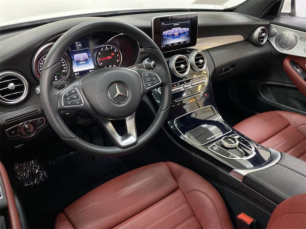 Used 2017 Mercedes-Benz C-Class C 300 for sale $34,885 at Gravity Autos Marietta in Marietta GA 30060 38