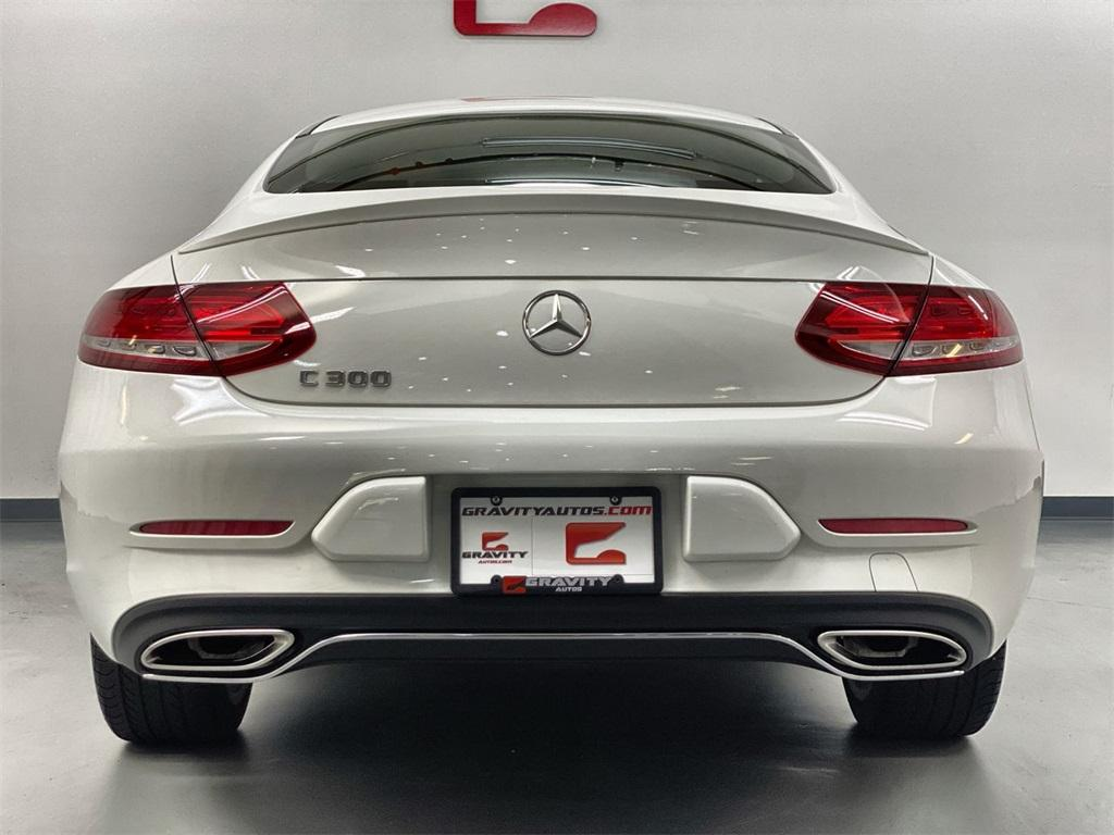 Used 2017 Mercedes-Benz C-Class C 300 for sale $34,885 at Gravity Autos Marietta in Marietta GA 30060 8