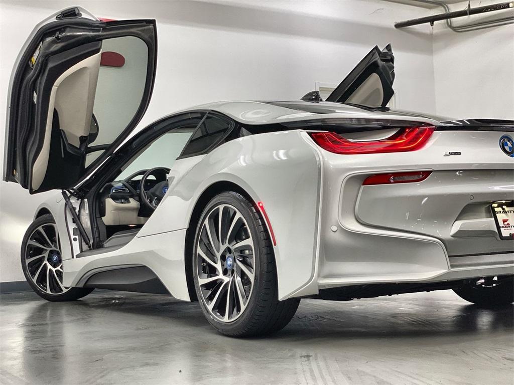 Used 2017 BMW i8 for sale $89,888 at Gravity Autos Marietta in Marietta GA 30060 13