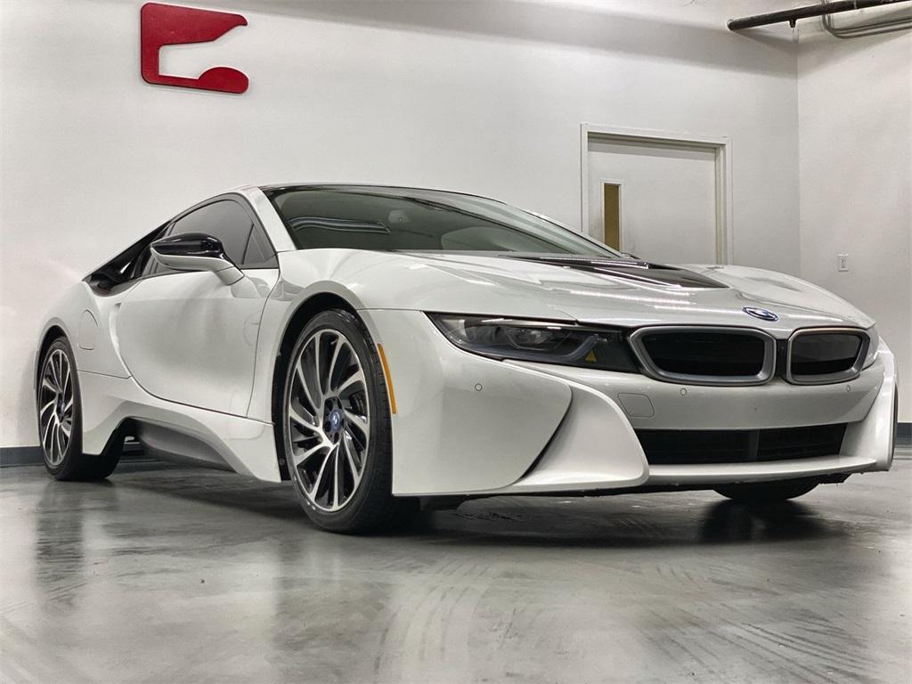 Used 2017 BMW i8 for sale $89,888 at Gravity Autos Marietta in Marietta GA 30060 2