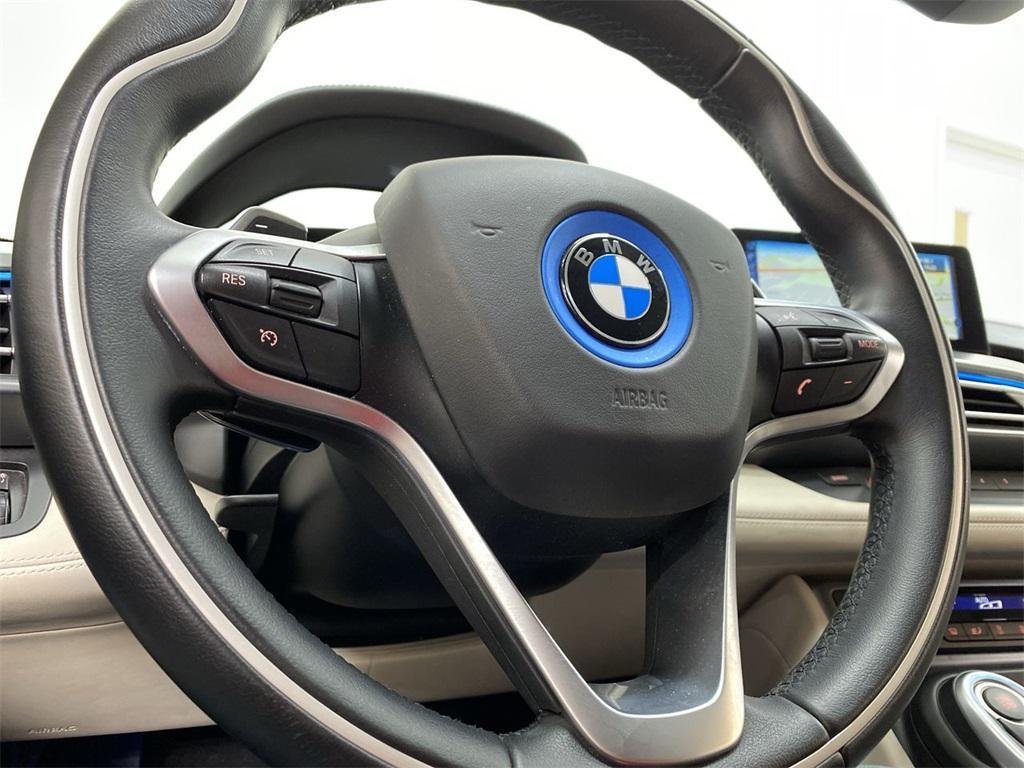 Used 2017 BMW i8 for sale $89,888 at Gravity Autos Marietta in Marietta GA 30060 23