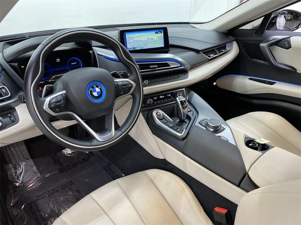Used 2017 BMW i8 for sale $89,888 at Gravity Autos Marietta in Marietta GA 30060 39