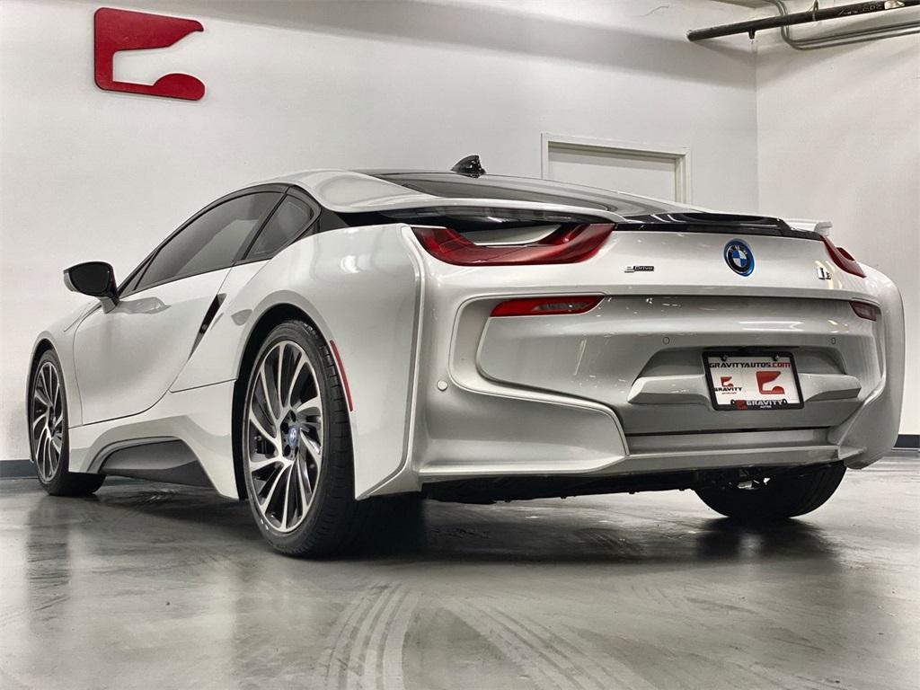 Used 2017 BMW i8 for sale $89,888 at Gravity Autos Marietta in Marietta GA 30060 7