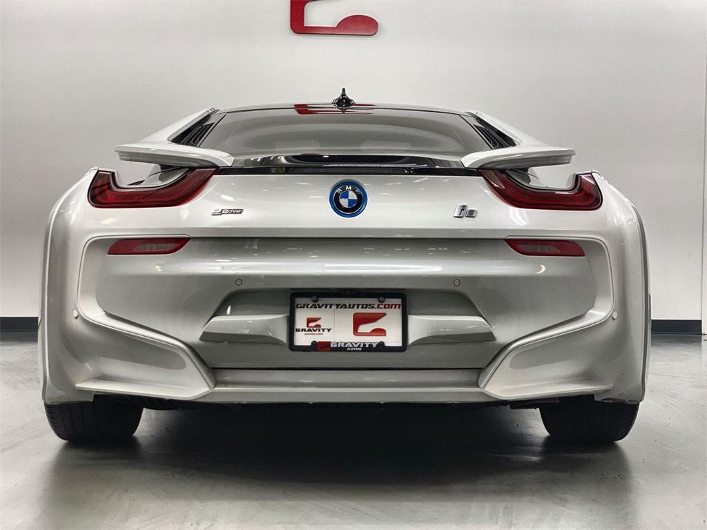 Used 2017 BMW i8 for sale $89,888 at Gravity Autos Marietta in Marietta GA 30060 8