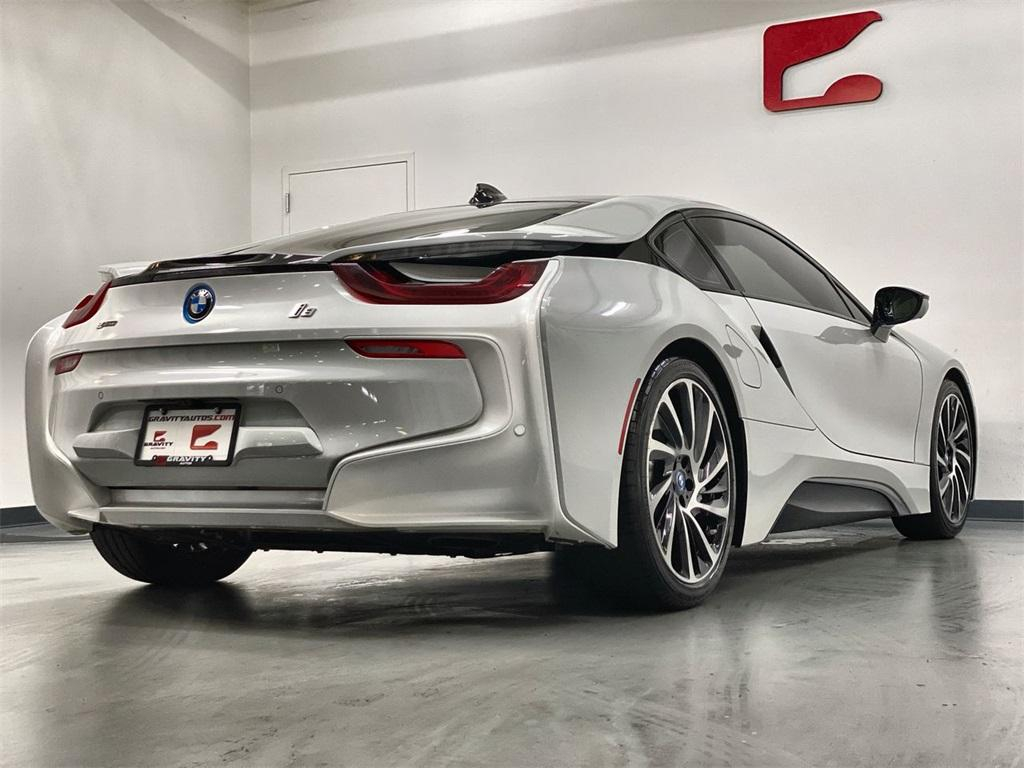 Used 2017 BMW i8 for sale $89,888 at Gravity Autos Marietta in Marietta GA 30060 9