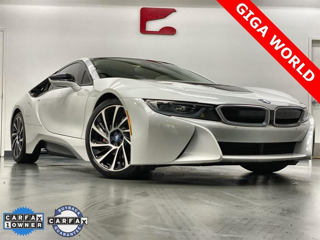 Used 2017 BMW i8 for sale $89,888 at Gravity Autos Marietta in Marietta GA 30060 1