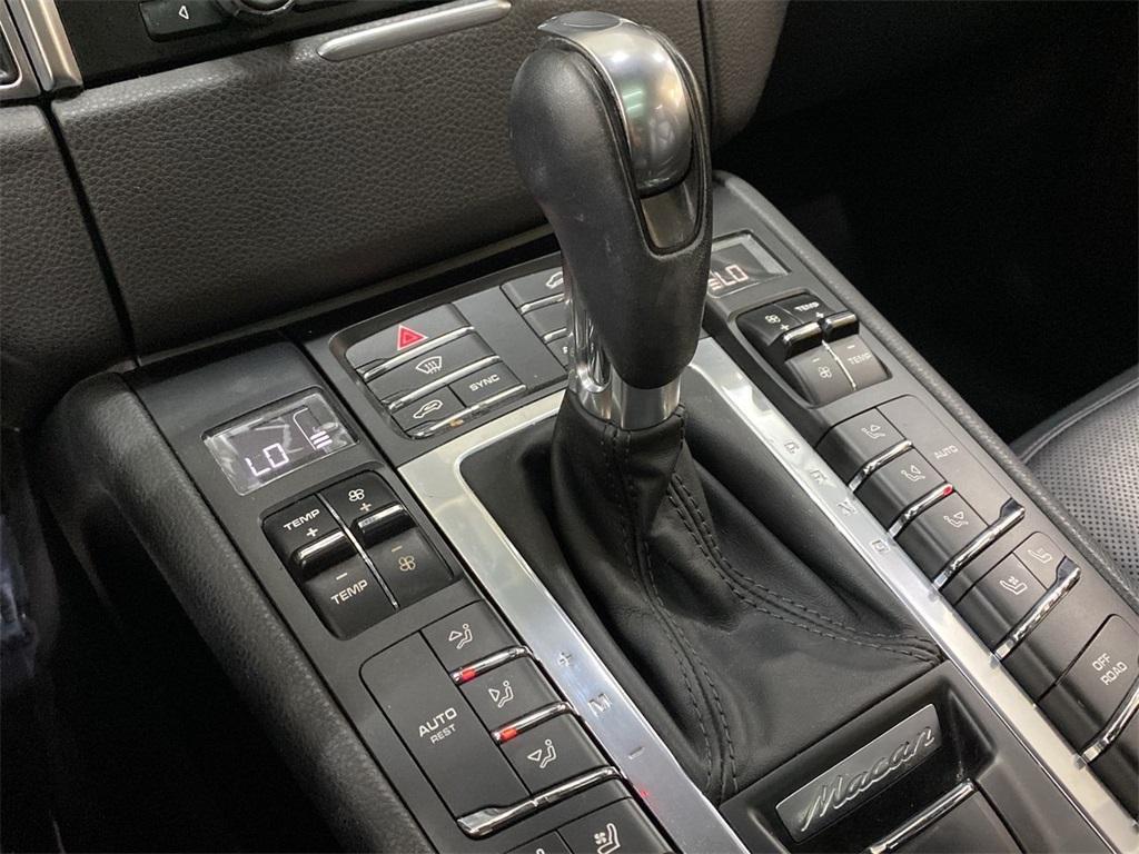 Used 2015 Porsche Macan S for sale $33,444 at Gravity Autos Marietta in Marietta GA 30060 34