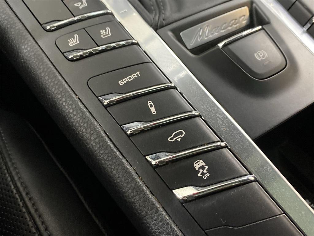 Used 2015 Porsche Macan S for sale $33,444 at Gravity Autos Marietta in Marietta GA 30060 35