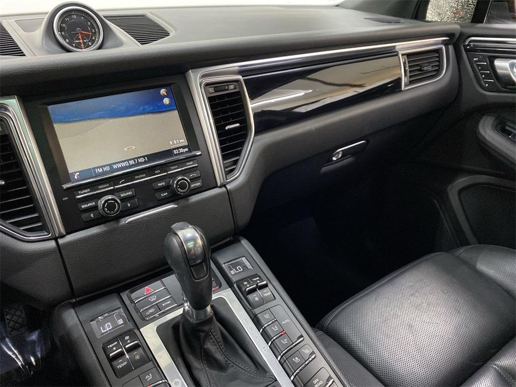 Used 2015 Porsche Macan S for sale $33,444 at Gravity Autos Marietta in Marietta GA 30060 36