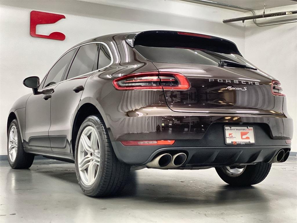 Used 2015 Porsche Macan S for sale $33,444 at Gravity Autos Marietta in Marietta GA 30060 7