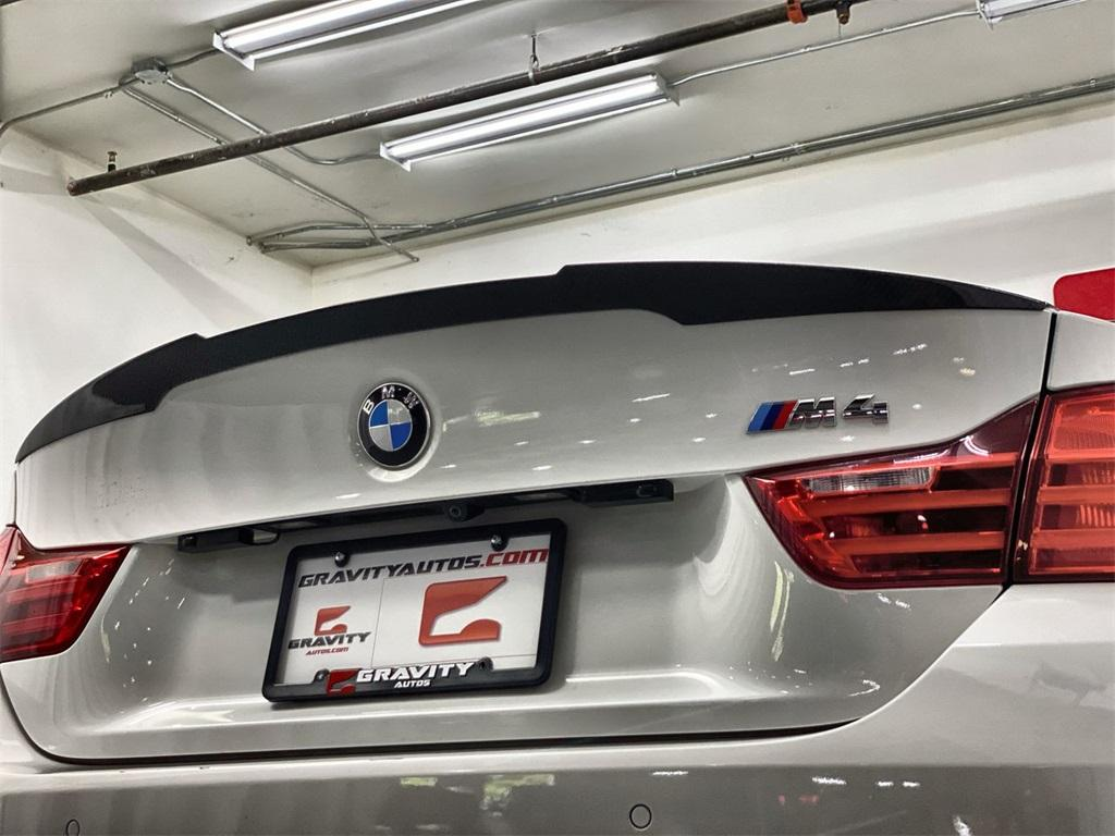 Used 2015 BMW M4 for sale Sold at Gravity Autos Marietta in Marietta GA 30060 12