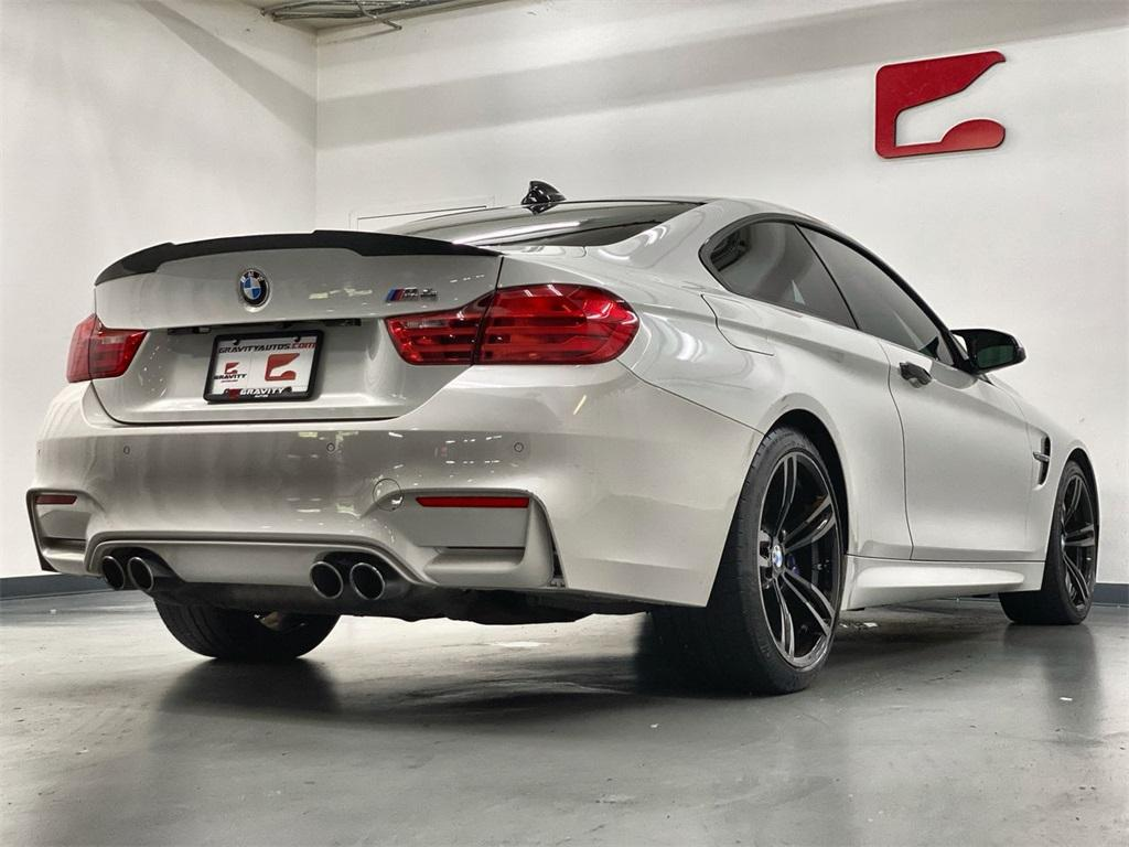 Used 2015 BMW M4 for sale Sold at Gravity Autos Marietta in Marietta GA 30060 9