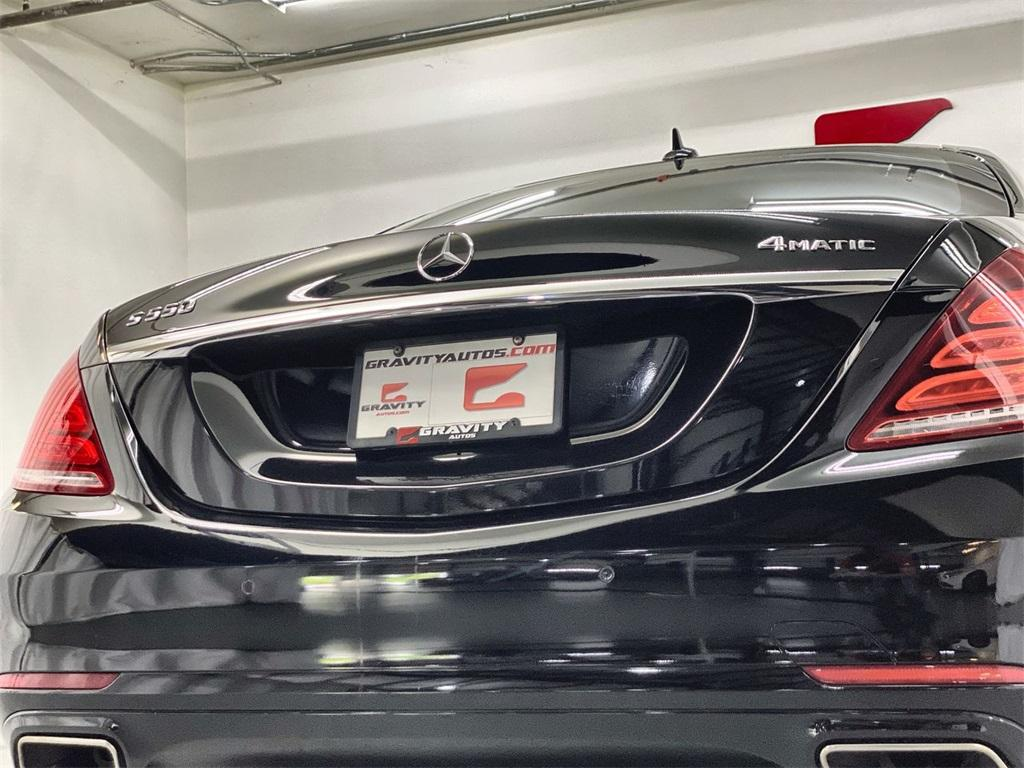 Used 2014 Mercedes-Benz S-Class S 550 for sale Sold at Gravity Autos Marietta in Marietta GA 30060 12