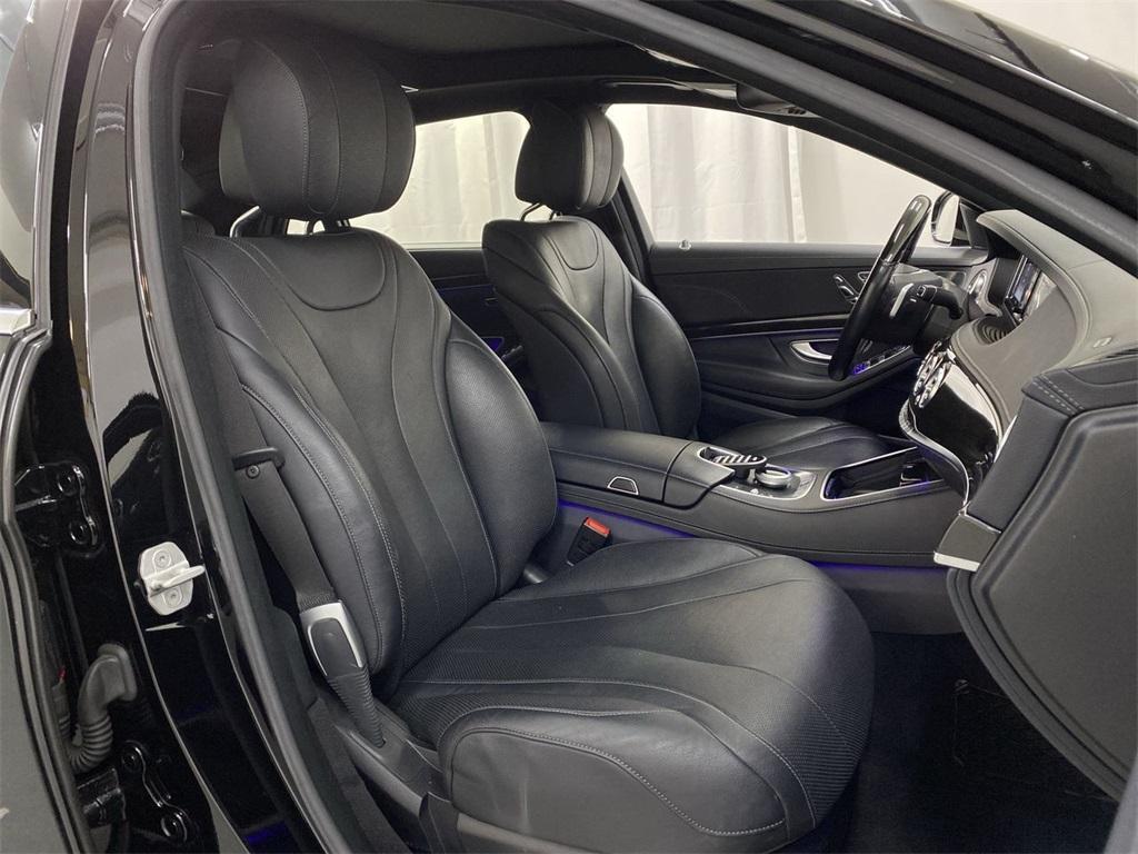 Used 2014 Mercedes-Benz S-Class S 550 for sale Sold at Gravity Autos Marietta in Marietta GA 30060 19
