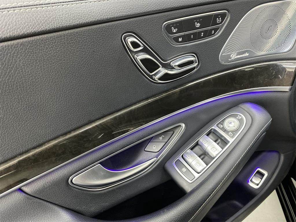 Used 2014 Mercedes-Benz S-Class S 550 for sale Sold at Gravity Autos Marietta in Marietta GA 30060 21