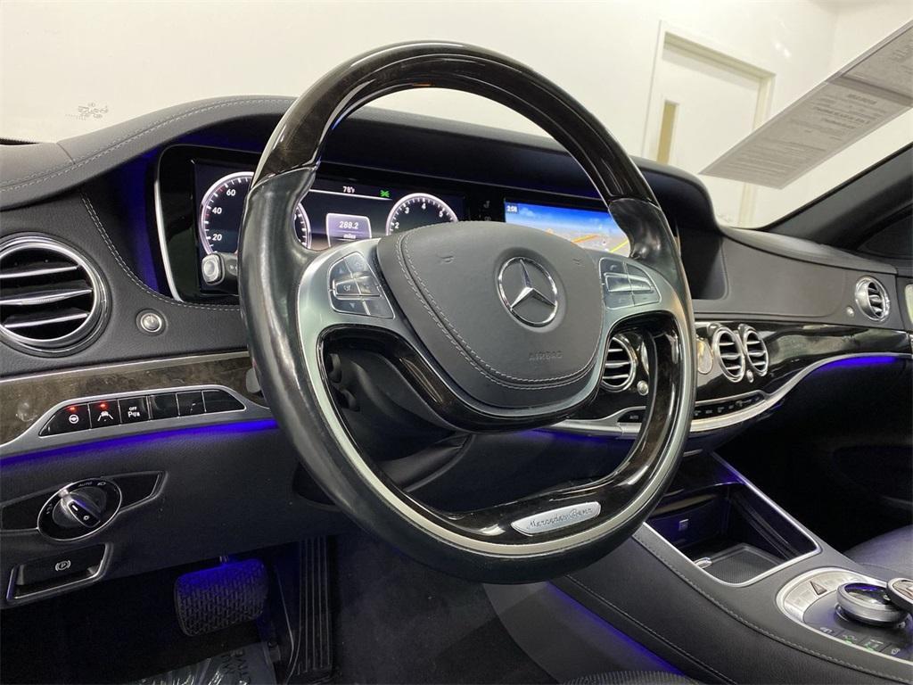 Used 2014 Mercedes-Benz S-Class S 550 for sale Sold at Gravity Autos Marietta in Marietta GA 30060 24