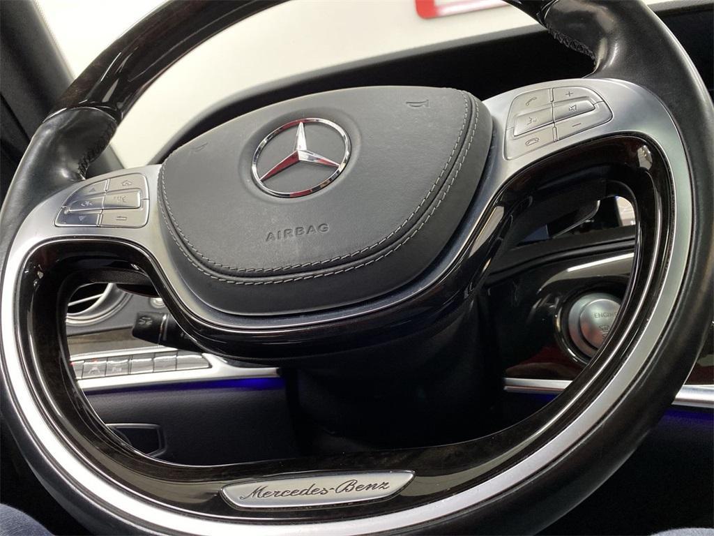 Used 2014 Mercedes-Benz S-Class S 550 for sale Sold at Gravity Autos Marietta in Marietta GA 30060 27