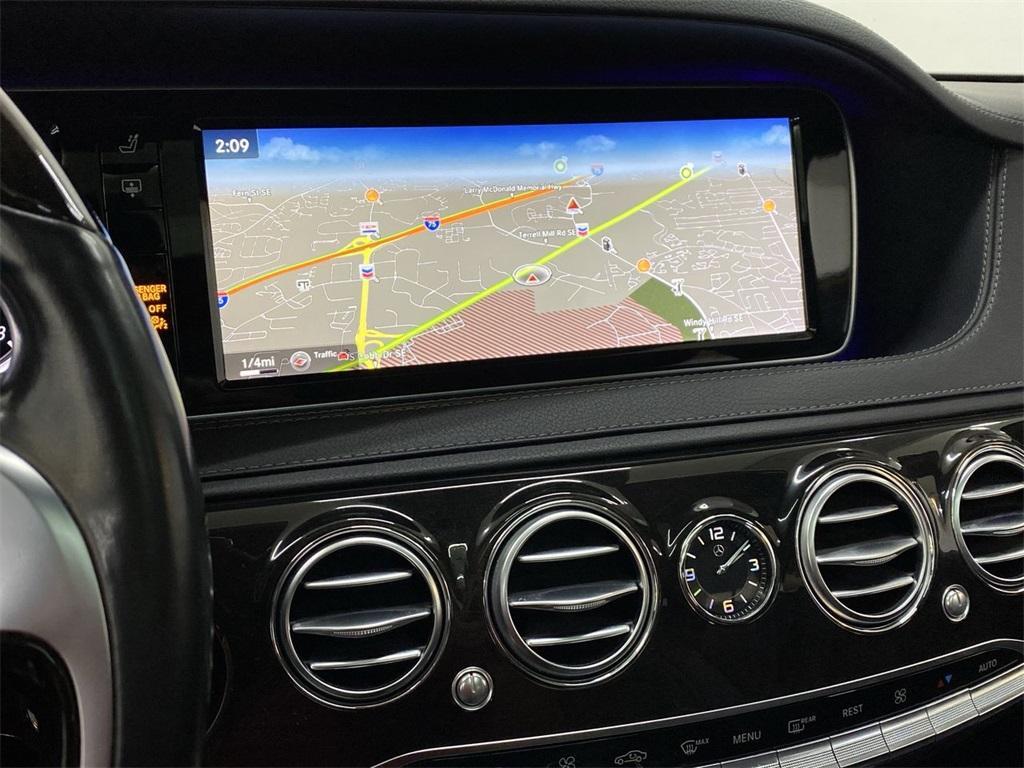 Used 2014 Mercedes-Benz S-Class S 550 for sale Sold at Gravity Autos Marietta in Marietta GA 30060 32