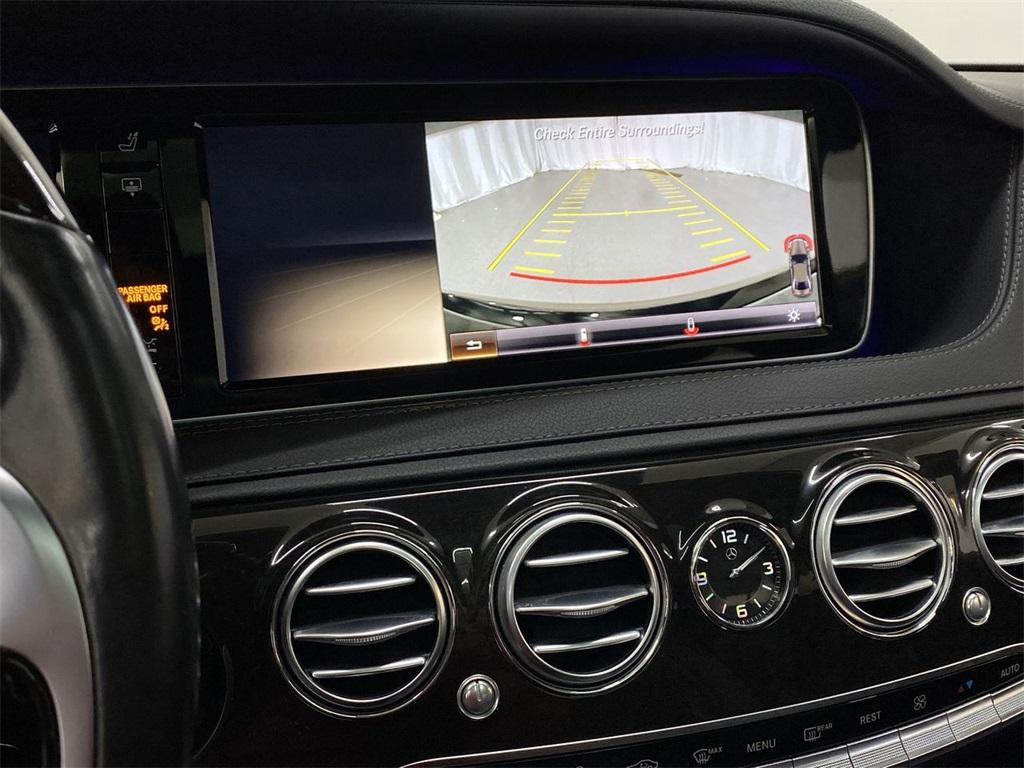 Used 2014 Mercedes-Benz S-Class S 550 for sale Sold at Gravity Autos Marietta in Marietta GA 30060 33