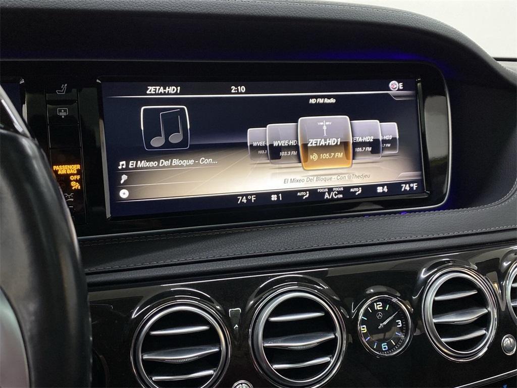Used 2014 Mercedes-Benz S-Class S 550 for sale Sold at Gravity Autos Marietta in Marietta GA 30060 34