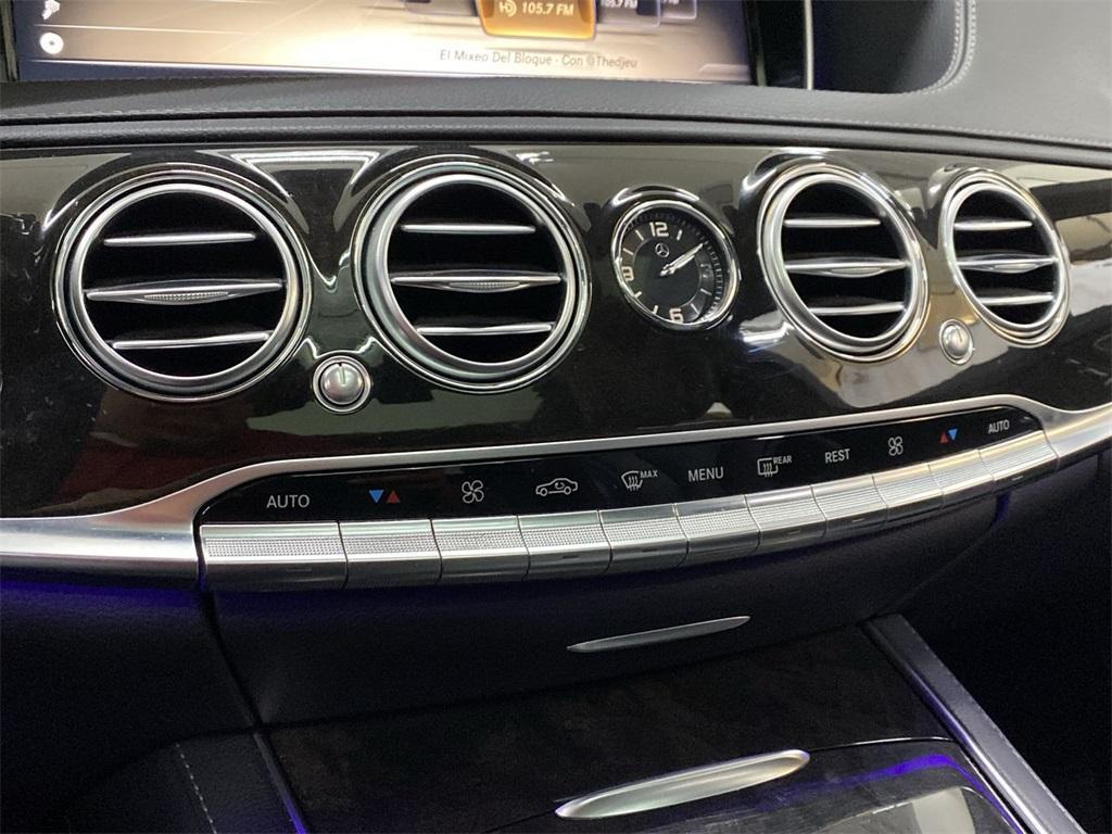 Used 2014 Mercedes-Benz S-Class S 550 for sale Sold at Gravity Autos Marietta in Marietta GA 30060 35