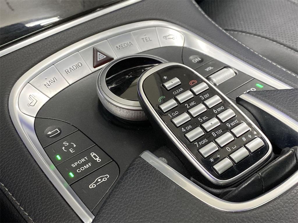 Used 2014 Mercedes-Benz S-Class S 550 for sale Sold at Gravity Autos Marietta in Marietta GA 30060 40